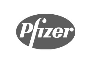 Website design for Pfizer